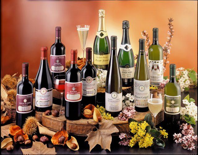 composizione vini