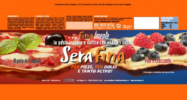per stampa pizze