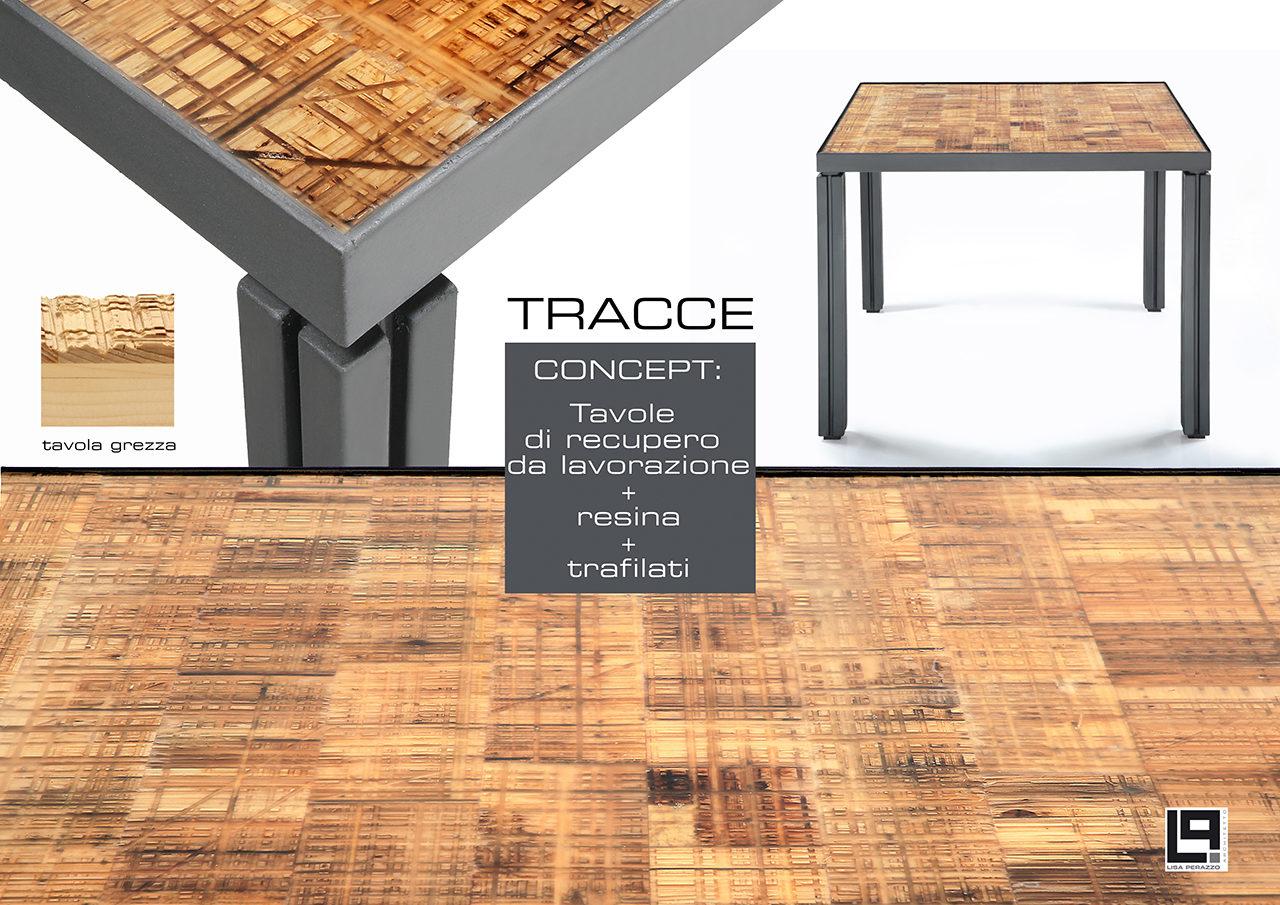 Impaginazione tavola di presentazione per concorso di architettura