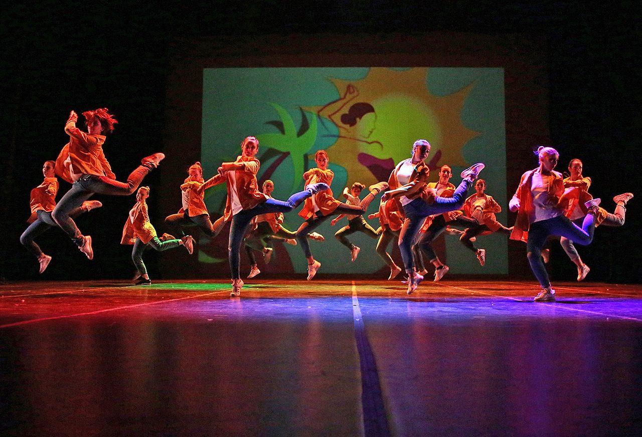 Teatro Fraschini Saggio di hip-hop 2018