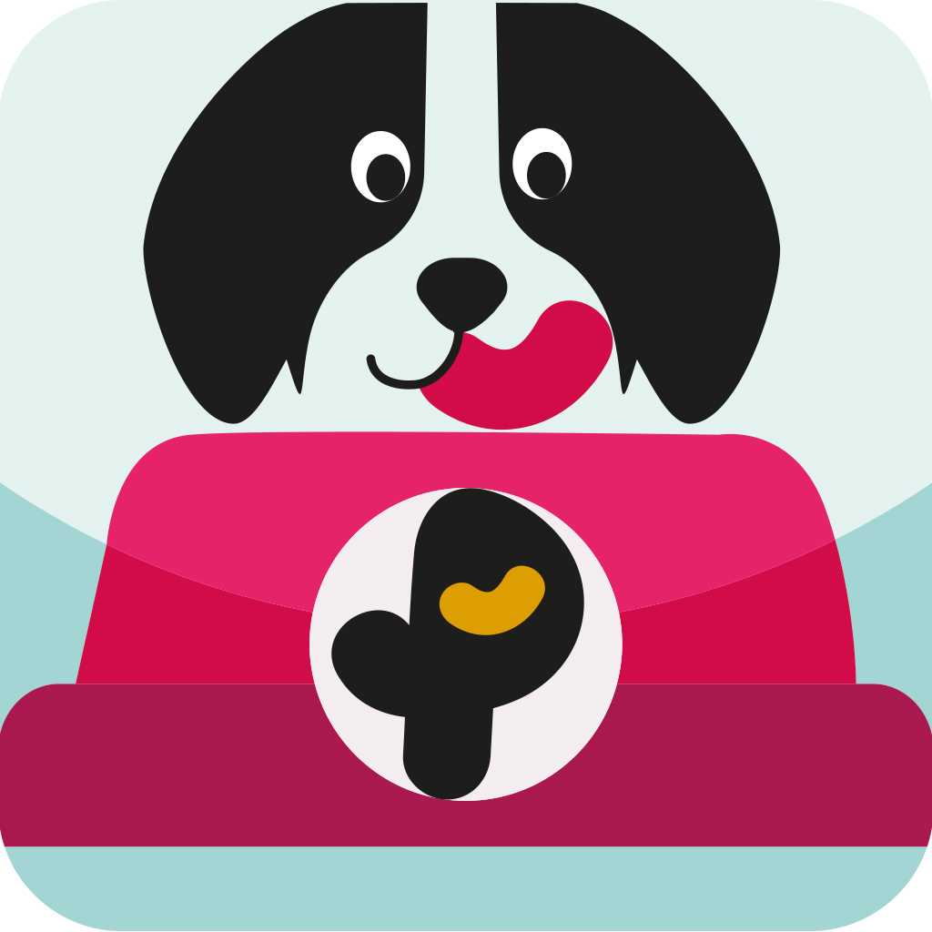 icona che rappresenta un cagnolino davanti alla ciotola