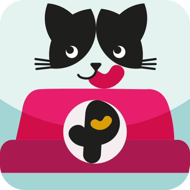 icona che rappreesenta un gatto davanti alla ciotola