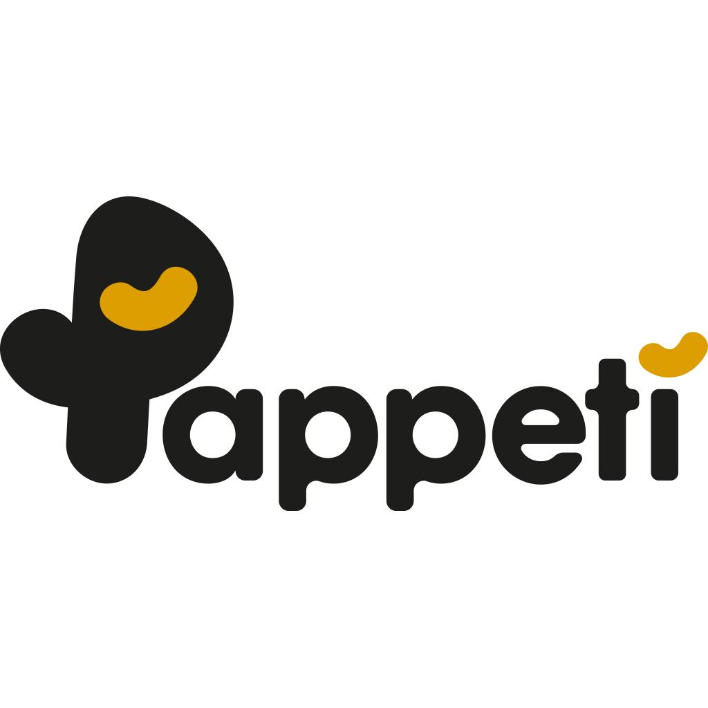 il logo dell'app pappetì